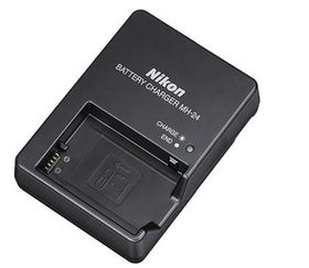 Nikon MH-24 Quick Charger for EN-EL14 Battery - Black