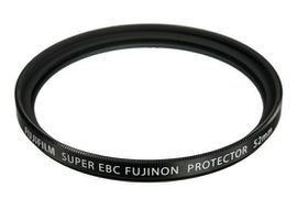 Fujifilm 52mm Protector Filter - Black