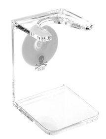 Bluebeards Revenge Clear Acrylic Brush Stand