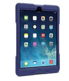 Kensington BlackBelt Rugged Case For iPad Air - Purple