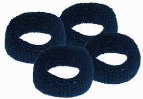 Chic Harmfree Hairing Band 4 Pack - Navy