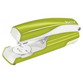 Leitz WOW NEXXT Office Stapler - Green Metal