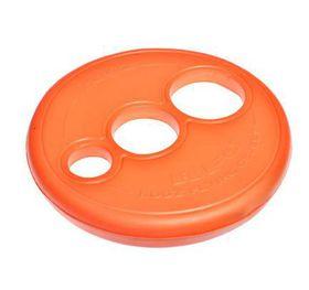 Rogz Flying Object Large Dog Throwing Disc Toy - Orange