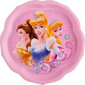 Disney Princess Cascade Square Plate