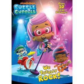 Bubble Guppies: We Totally Rock! (DVD)