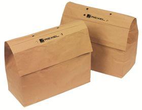 Rexel Recyclable Shredder Paper Bag  - 50L