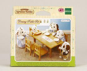 Sylvanian Family Dining Table Set