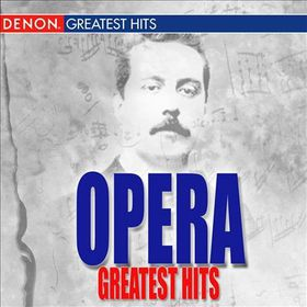 Opera - Greatest Hits - Various Artists (CD)