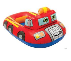 Intex - Boat - Pool Cruiser - Fire Truck
