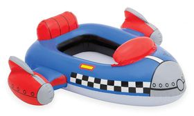 Intex - Boat - Pool Cruiser - Blue Rocket