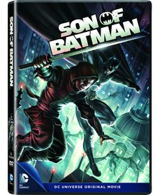 DCU: Son Of Batman (DVD)