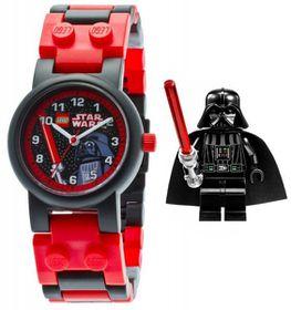 LEGO Star Wars Darth Vader Watch with Minifigure