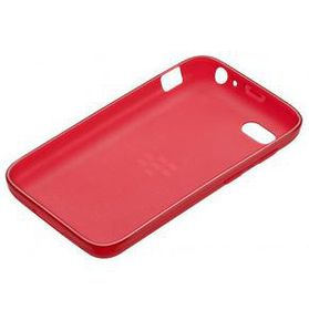 BlackBerry Q5 Soft Shell - Pure Red Translucent