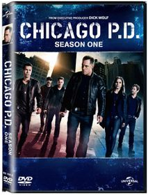Chicago PD Season 1 (DVD)