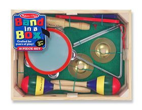 Melissa & Doug Wooden Band In A Box