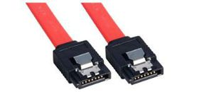 Lindy 0.2M Internal SATA Cable With Latch