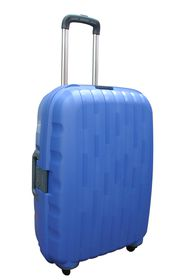 Tosca Airmax TSA Injection Mould PP Trolley Case - Royal