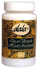 Dala Deco-Varnish Heat Resistant - 250ml