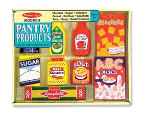 Melissa & Doug Pantry Products