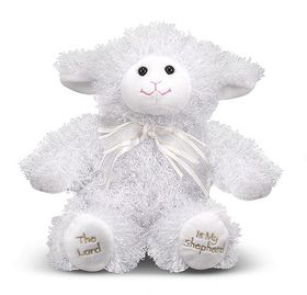 Melissa & Doug 23rd Psalm Lamb - press hands to hear the prayer