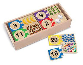 Melissa & Doug Self-Correcting Number Puzzles