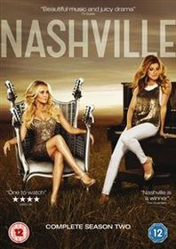 Nashville: Complete Season 2 (Import DVD)