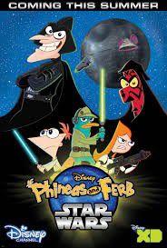 Phineas & Ferb: Star Wars (DVD)