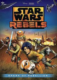 Star Wars Rebels: Spark A Rebellion  (DVD)