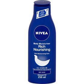 Nivea Body Rich Nourish Lotion - 250ml