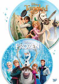 Tangled & Frozen Box Set (DVD)