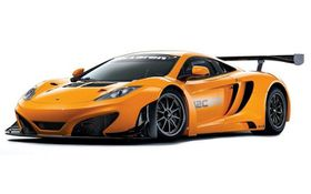 Maisto Remote Control 1/24 McLaren MP4-12C GT3 - Orange