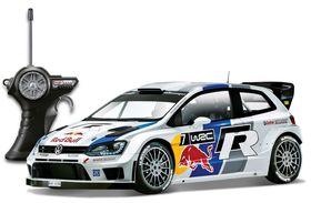 1/24 Radio Control Red Bull VW Polo WRC