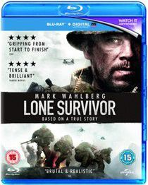Lone Survivor (Import Blu-ray)