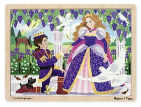 Melissa & Doug Princess Jigsaw - 24 Piece