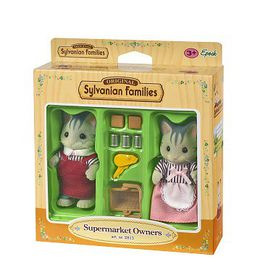 Sylvanian Family Super Market Owners
