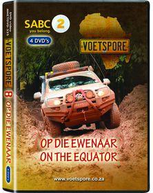 Voetspore 8 (DVD)