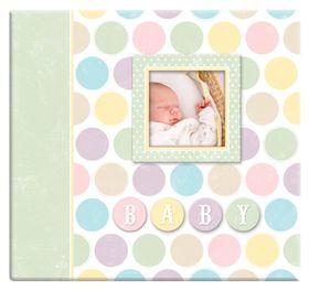 MCS 12x12 Postbound Album - Baby