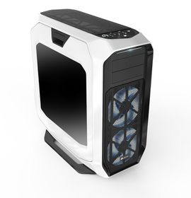 Corsair Graphite Series 780T ATX Case - White, Wind
