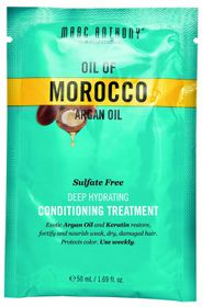 Marc Anthony Oil of Morocco Argan Oil Deep Hydrating Treatment Sachet - 50ml