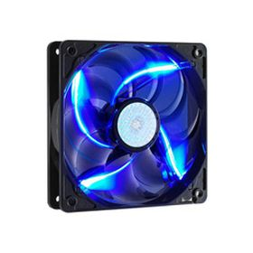 Coolermaster Sickleflow X 120mm LED Fan - Blue