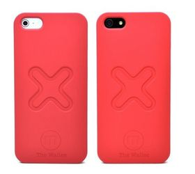 Wallee iPhone 5/ 5S Case - Red