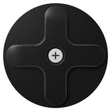 Wallee iPad Wall Mount Disk - Black