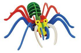 Robotime 3D Wooden Puzzle With Paints - Spider