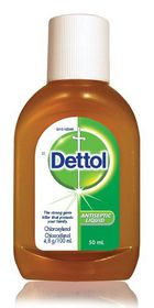 Dettol Antiseptic - 50ml