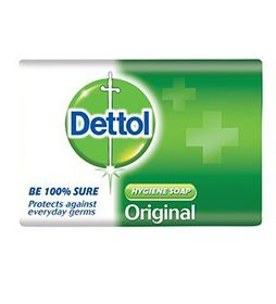 Dettol Soap Original - 90g