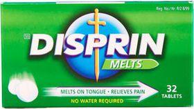 Disprin Melts - 32's