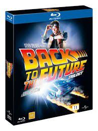 Back to the Future Trilogy - (parallel import)