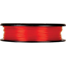 MakerBot Small Translucent Orange PLA Filament