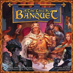 Last Banquet - Board Game