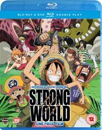 One Piece - The Movie: Strong World (Import Blu-ray)